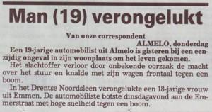 De Telegraaf 30 maart 2006